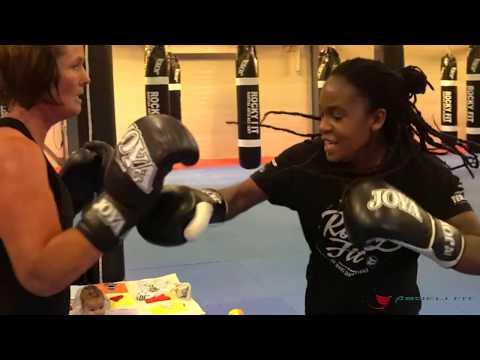 Kickboxster Zulema weer de ring in?!
