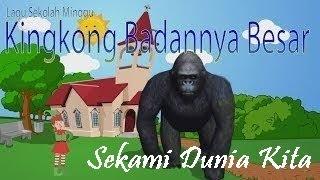 Download Kingkong Badannya Besar // Lagu SEKAMI