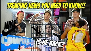 HYPETALK: HYPEBEAST TRENDING NEWS!