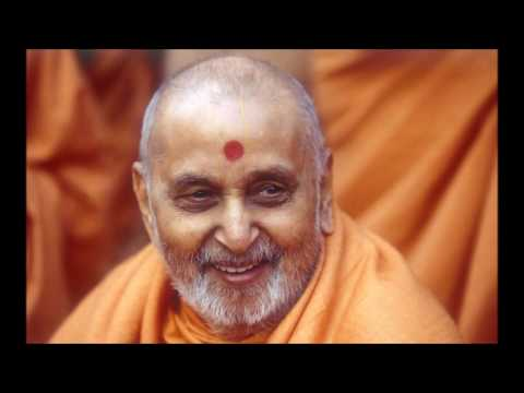 my guru pramukh swami My guru, pramukh swami maharaj , he's always with me.