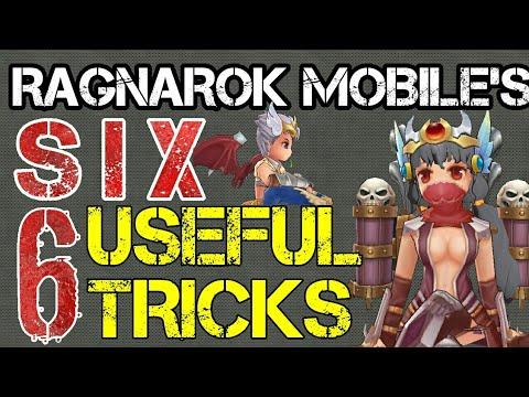 RAG: 6 Useful Tricks of Ragnarok Mobile (part 3) (Hack)