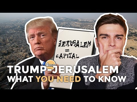TRUMP AND JERUSALEM : A CAPITAL PROBLEM