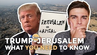 TRUMP AND JERUSALEM : A CAPITAL PROBLEM (French and English subtitles)