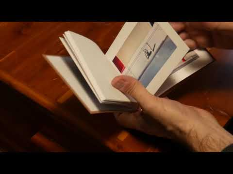 Photo Book With Japanese Stab Binding