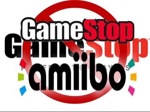 Amiibo Pre-Orders Shut Down Gamestop Website - Super Smash Bros. for Wii U (Smash 4)