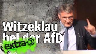Witzeklau bei der AfD!