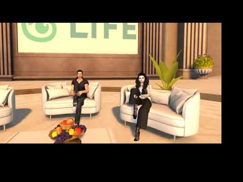 Second Life Town Hall with Linden Lab CEO Ebbe Altberg