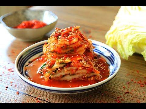 绝对正宗的韩式传统泡菜做法!超详细的步骤,百分百成功!味道超级好!