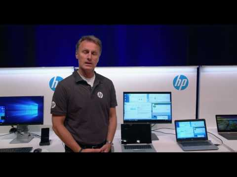 HP Sure Start Gen3 Demonstration