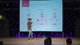 BlockchainUA. Lasha Antadze