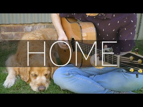 Michael Bublé - Home - Fingerstyle Guitar Cover by James Bartholomew