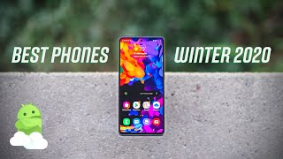 Best Android Phones - Winter 2020 📱✨