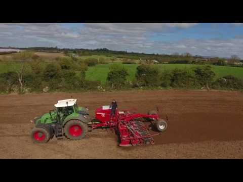 Brennan Brothers Agri. Leighlinbridge Co.Carlow. Fendt 930 and 724 . Horsch 6 and 3 Mt.