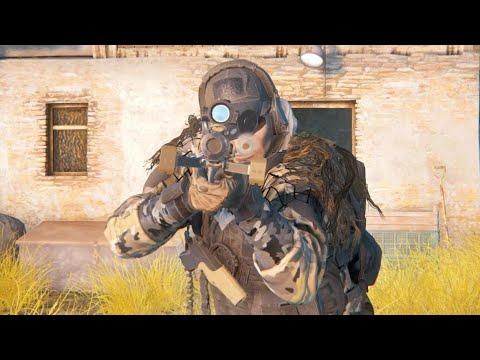 Sniper Ghost Warrior 3: The Sabotage - Rise of Armazi - Challenge Mode |