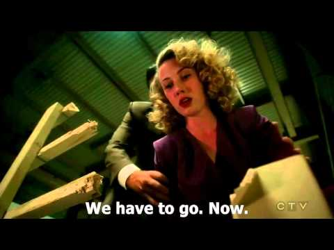 Agent Carter 2x05 scenes - Peggy getting hurt + First aid