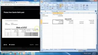 last video cpt instructions and modules on excel and powerpoint