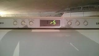 Как увидеть код ошибки холодильника Samsung (Самсунг) Ноу Фрост. Ввести в тест режим
