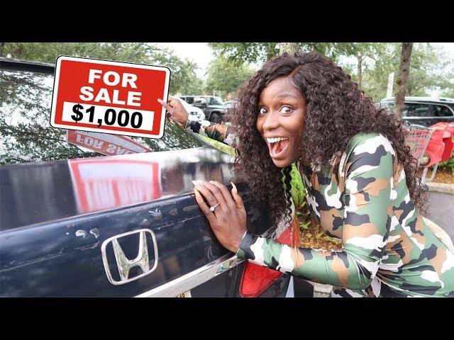 selling-your-car-for-1-000-revenge-prank