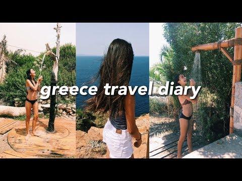 Greece Travel Diary 2018