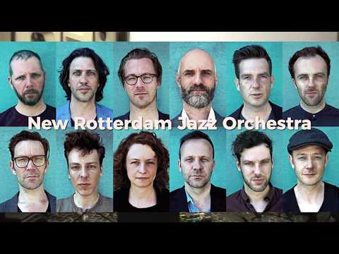 Video greetings from New Rotterdam Jazz Orchestra, Netherlands! / IDeeJazz