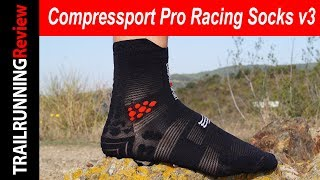 Compressport Pro Racing Socks Trail v3 Review