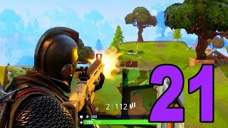DUOS WITH CHAOSXSILENCER! - Fortnite Battle Royale (Part 21)