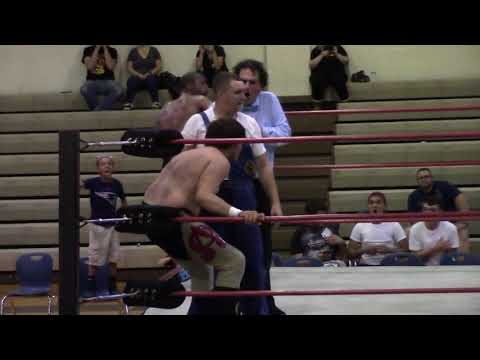 The Fellowship vs Doug & Otis - 10.7.17 - New Age Old Tyme Wrestling