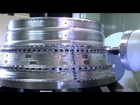 Aerospace - A challenging industry - Sandvik Coromant