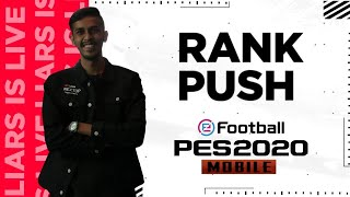RANK PUSH  PES 2020 MOBILE THE END IS NEAR! ROAD TO 40K SUBSCRIBERS   #ASUSROG3
