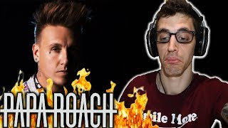 "Hip-Hop Head REACTS to PAPA ROACH: ""Scars"""