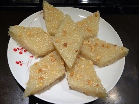 Vietnamese Sticky Rice | Bánh Xôi Vị