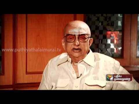 Exclusive Interview With Cho Ramaswamy In Agni Paritchai - Part 1