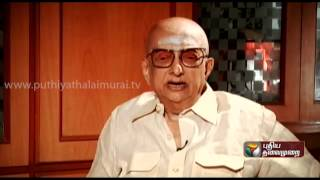 Repeat youtube video Exclusive Interview With Cho Ramaswamy In Agni Paritchai - Part 1