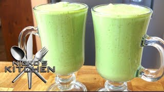 Super Green Smoothie - Breakfast Recipe