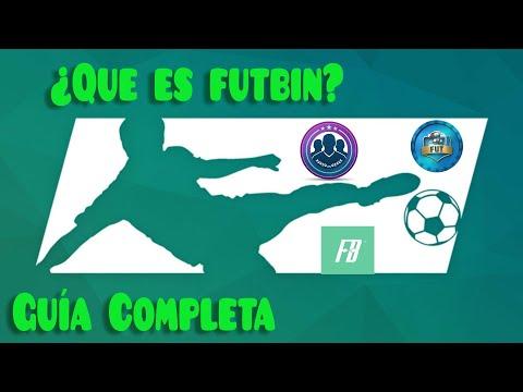 "GUÍA ""COMPLETA""  ""FUTBIN"" -FUT DRAFT/SBC/REVIEW- JRaba18"