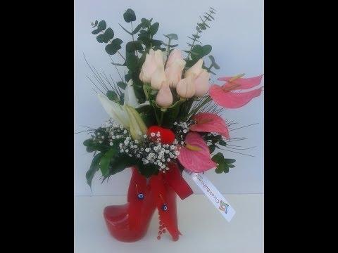 Doğum Günü Özel Tasarımlar Çiçekler CicekBahcem.com