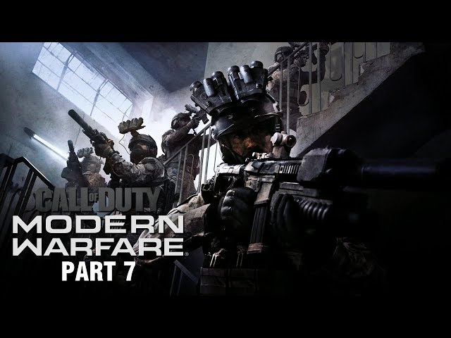 Into the Past | Modern Warfare Part 7