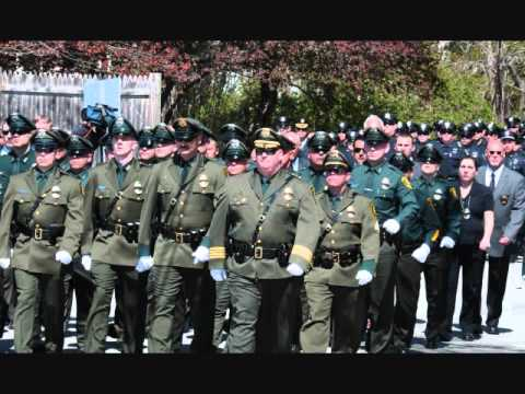 Memorial Service for Greenland, N.H. police Chief Michael Maloney
