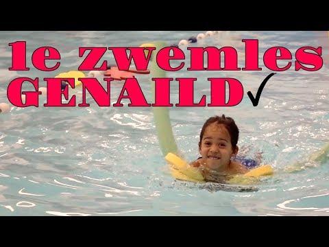 1e ZWEMLES GENAILD ✔️ #116 By Nienke Plas