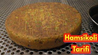 Hamsi koli tarifi (Hamsikoli) Hamsili mısır ekmeği yapımı