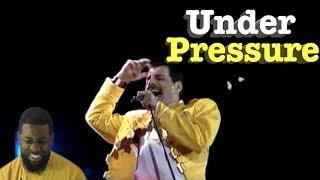 Queen - Under pressure (Live at Wembley) | Reaction
