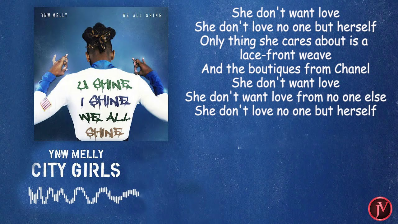 Download YNW Melly - City Girls- LYRICS