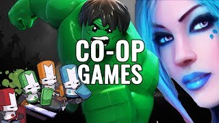 Top 10 Co Op Games To Play With Your Wife, Gf And So