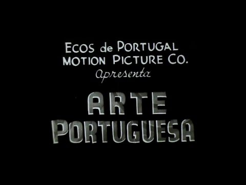 Arte Portuguesa early 1930's musical short