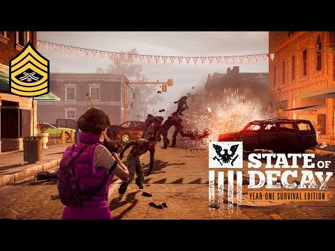 State of Decay Storyline Part 5 | INTERACTIVE STREAM | 1080p 60fps