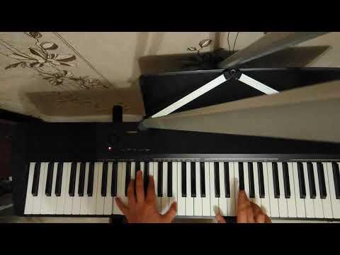 """3.5 месяца фортепиано. """"Ветер перемен"""", к/ф """"Мэри Поппинс, до свидания"""" - 3.5 month progress piano"""