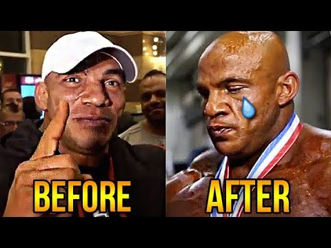 BIG RAMY Before & After Losing The Olympia Title 2017 (EMOTIONAL) - HE KNOWS HE SHOULD HAVE WON!