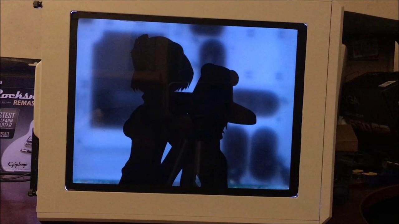 screen pc case