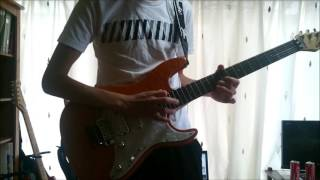 【TAB】Berserk OP - Inferno - Guitar Cover - 9mm Parabellum Bullet 「インフェルノ」 ギターで弾いてみた