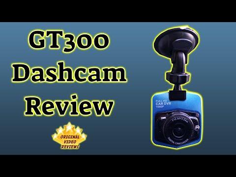 Novatek GT300 Dash Cam Review